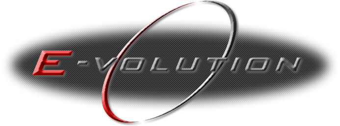 E-volution is currently undergoing a re-design